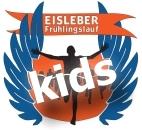 Eisleber Frühlingslauf kids Logo
